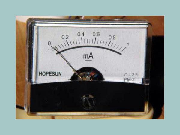 How To Make An Analog Amp Meter Clock Make