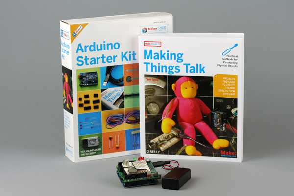 How to tuesday fun with the arduino starter kit make