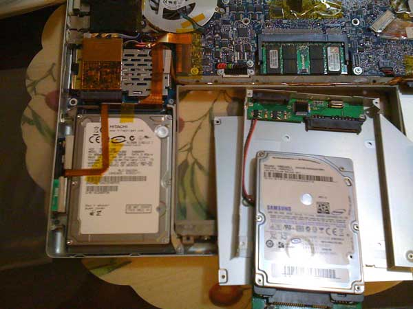 Two Drives