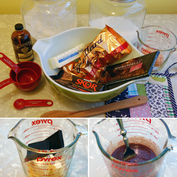 Craft recipe skor bar brownies make for Arts and crafts for brownies