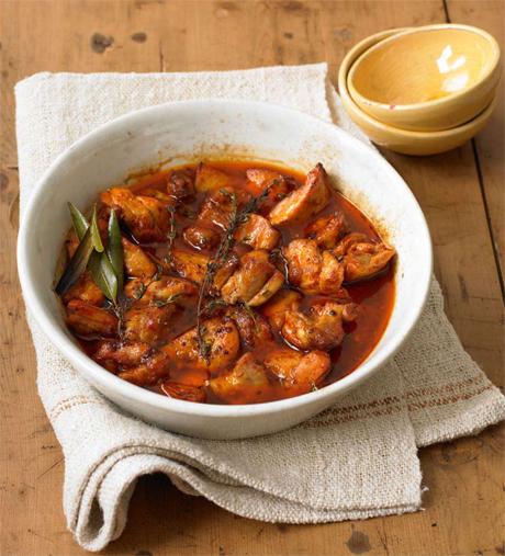 Recipe Garlic Chicken Tapas Make