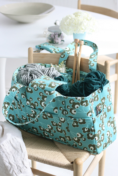 Amy Butler Knitting Bag Pattern : Winner of Amy Butler Sweet Life Bag Giveaway Make: