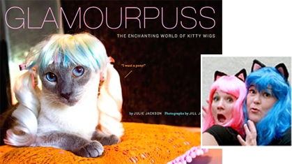 Petspot Glamourpuss Cover