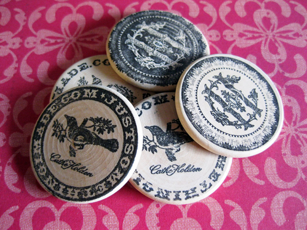 How To Transfer Images To Wooden Poker Chips Make