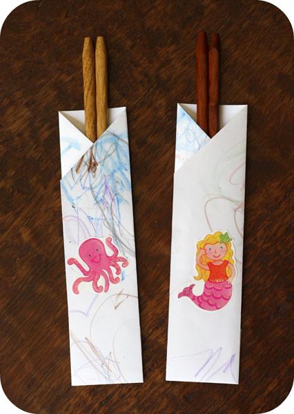 Chopstick Holders