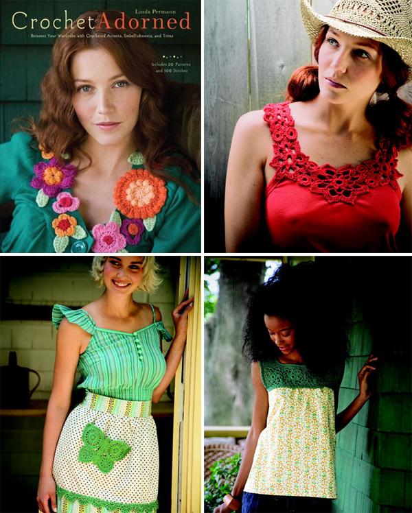 Cover Crochetadorned