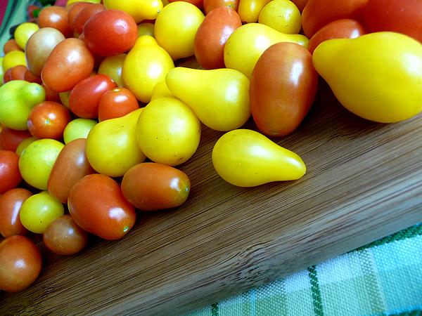 Freshgardensalsa Tomatoes