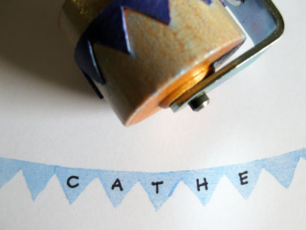 how to make rubber stamp