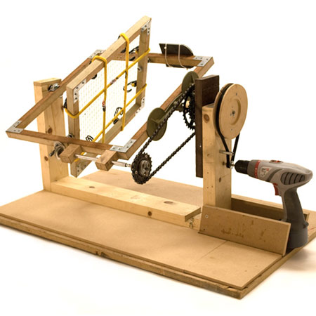 Diy Rotomolding Machine Make Make