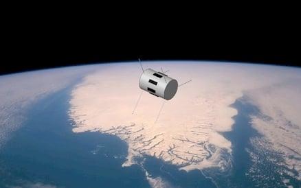 Tubesat  Solar Cells Antenna Earth Background Assembly Heading 1