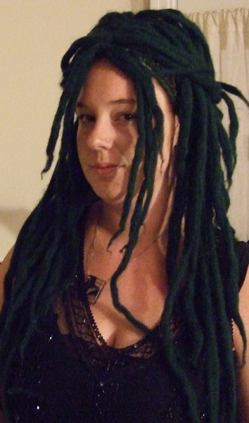 Make A Dreadlock Wig 54