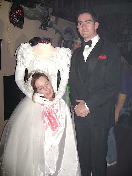 How To Headless Bride Costume Make