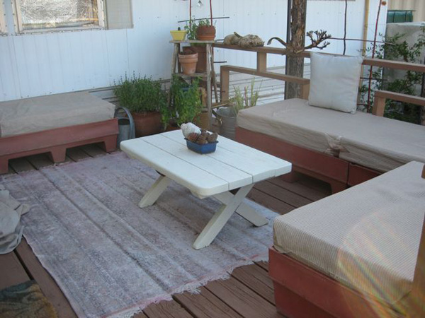 100 Reuse Industrial Pallet Sectional Couch For Outdoors