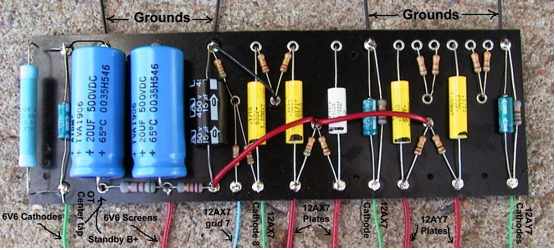 Mission Amps 5e3 Instructions
