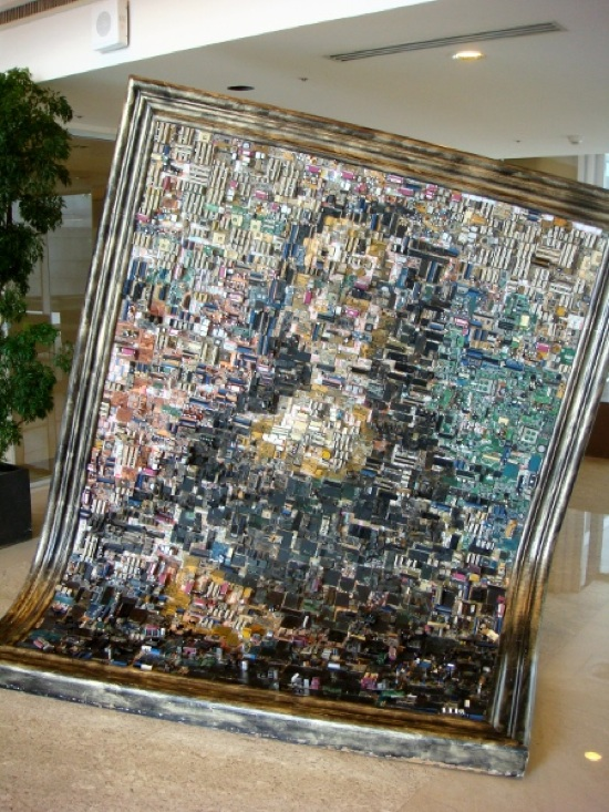 Mona Lisa Motherboard