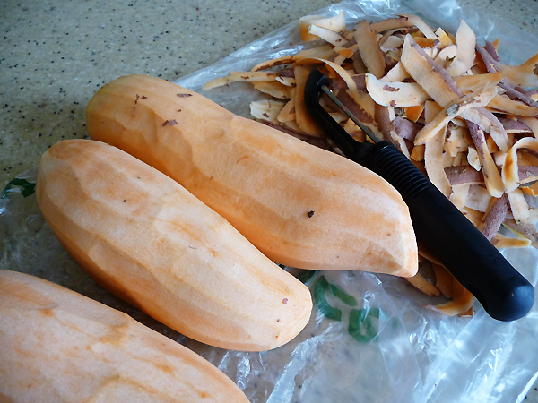 Thanksgiving Peelsweetpotato