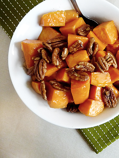 Thanksgiving Servesweetpotatoes