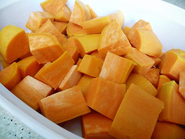 Thanksgiving Sweetpotatoescut