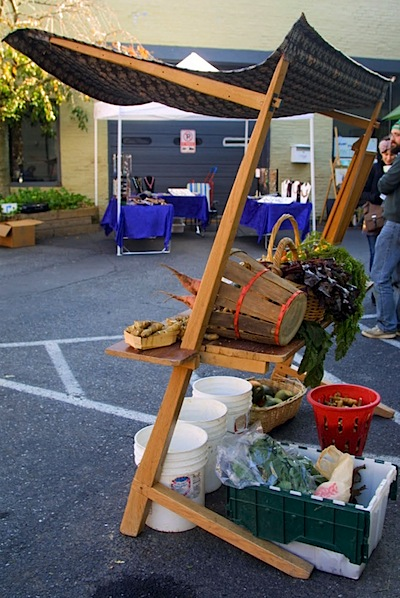 Portable Farmer S Market Stand Make Diy Projects How