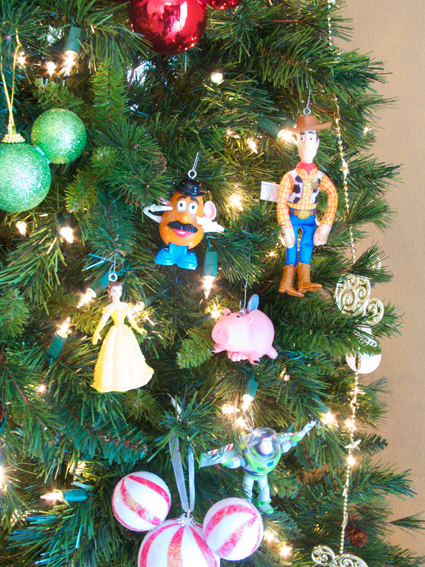 Christmas Toys Disney : How to happy meal toy ornaments make