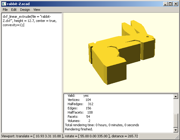 Make Projects Simple 3d Models With Openscad Make