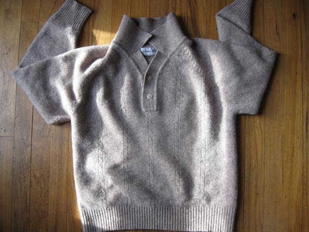 Babyhat Sweater Step1