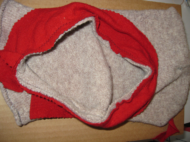 Babyhat Sweater Step10