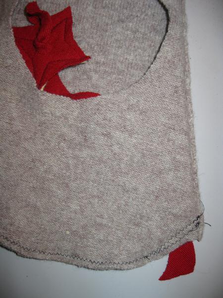 Babyhat Sweater Step5