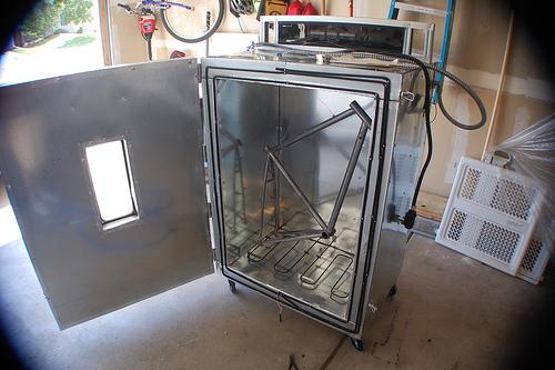 Diy Powder Coating Oven Make Make