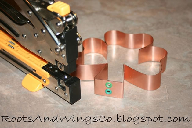 How To Make Your Own Custom Copper Cookie Cutter Make