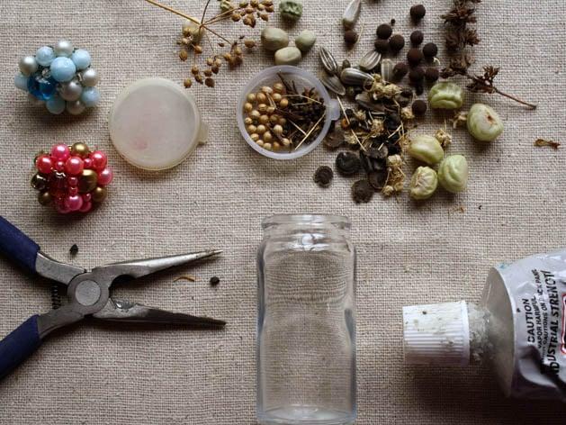 Garden To Go Materials