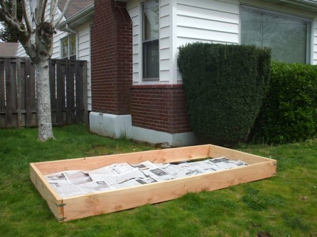 Build Your Own Raised Garden Bed Make