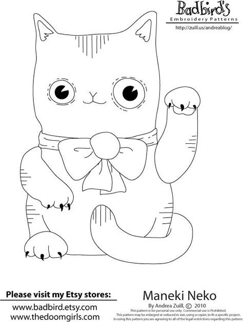 Maneki_Neko_Free_Embroidery_Patterns.jpg