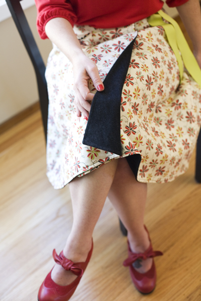 How To Sew A Reversible Skirt Make