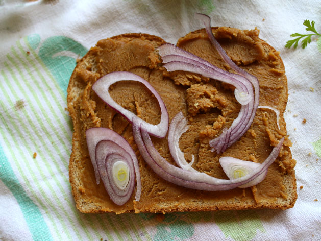 Satay Spiced Pb Sandwich Step4B