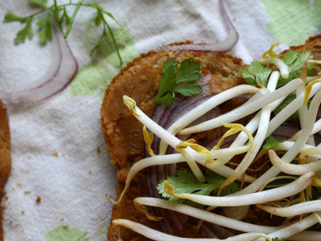 Satay Spiced Pb Sandwich Step5B