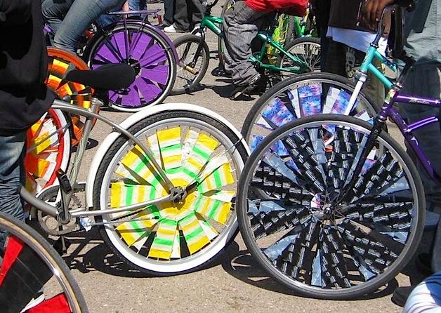 How to scraper bike wheels make for Making bicycle wheels