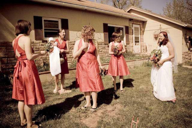 Bell Wedding Bridesmaids