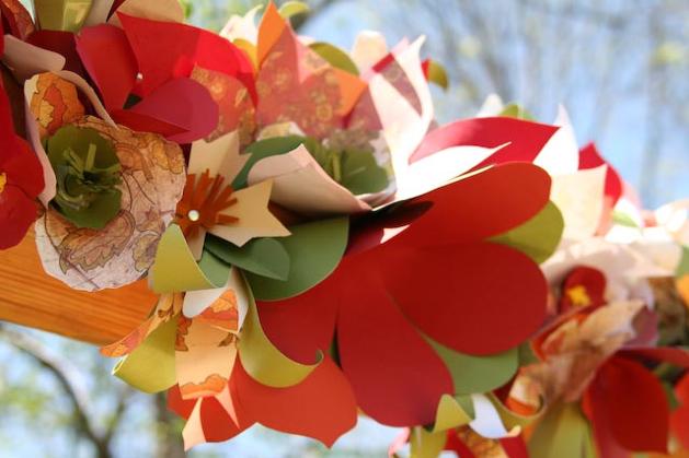 Bell Wedding Flowers