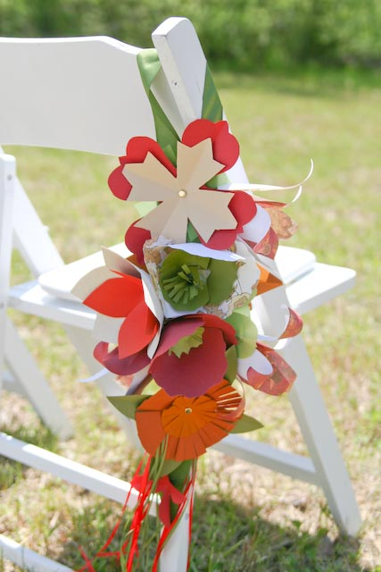 Bell Wedding Seats