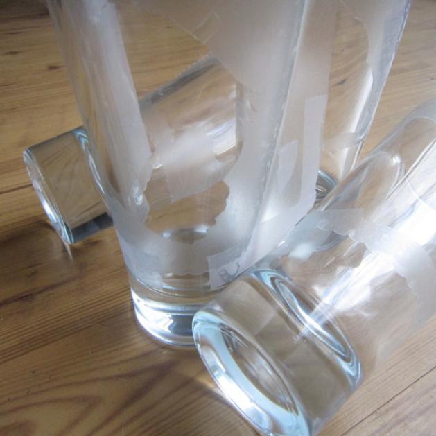 Etchedfathersdayglasses Step4