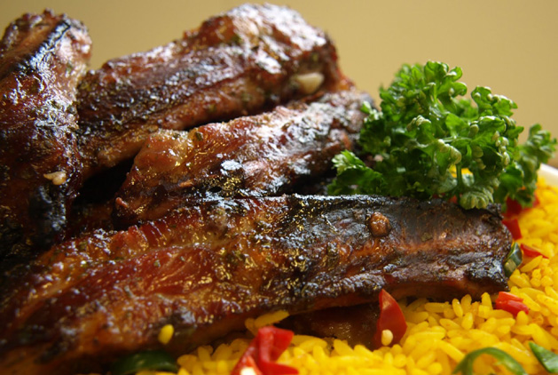 how to make barbecue ribs