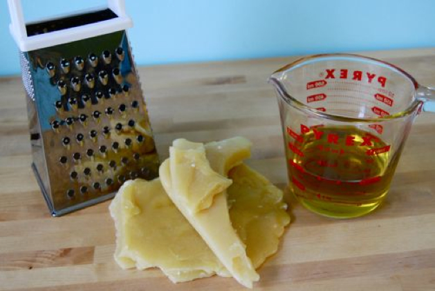 How To Make Beeswax Wood Polish Make