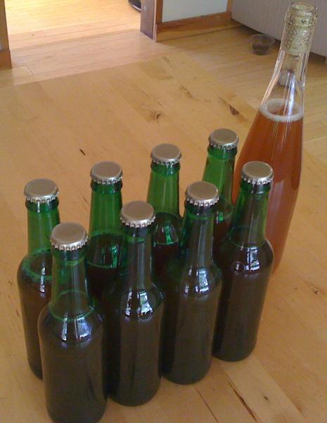 Summerdrinks Bottles