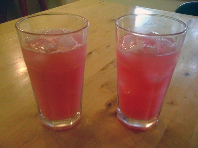 Summerdrinks Punch Glassses