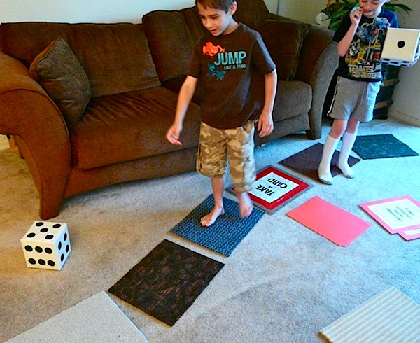 Life Sized Board Games For Kids
