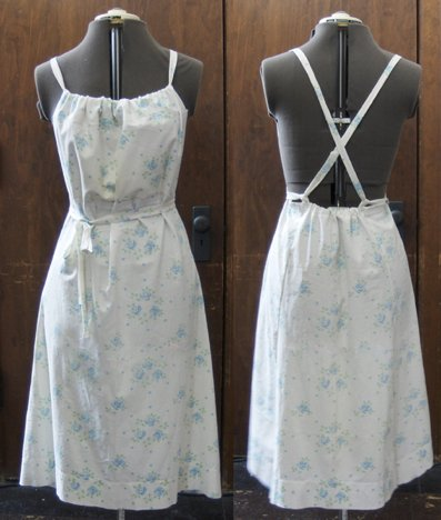 Pillow Sundress Variation