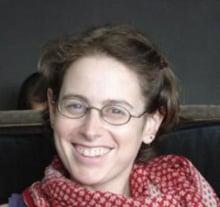 Author Rebecca Kanthor