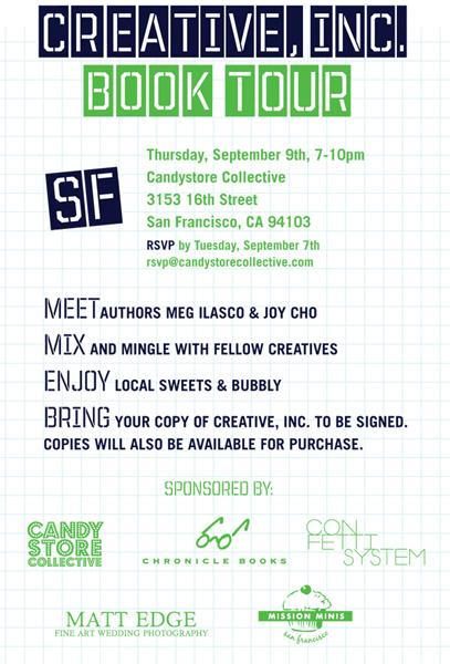 Book Party Invite Sf1
