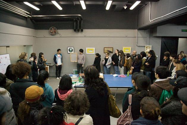 Shanghai Idlebeats Workshop